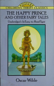 Cover of: The Happy Prince and other tales
