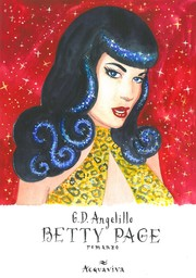 BETTY PAGE by Giuseppe D'Ambrosio Angelillo