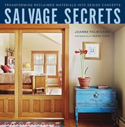 Cover of: Salvage secrets | Joanne Palmisano