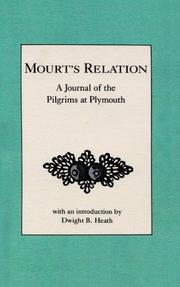 Cover of: Mourt