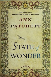 Cover of: State of wonder