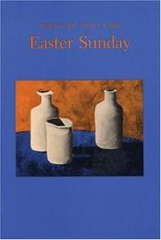 Cover of: Easter Sunday