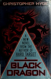 Cover of: Black dragon | Christopher Hyde, Christopher Hyde