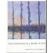 Cover of: The Language of a Work of Art