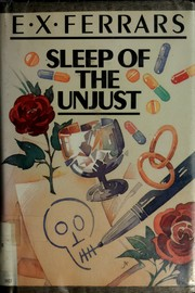 Cover of: Sleep of the unjust