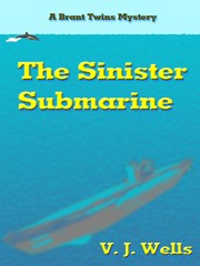 Cover of: The Sinister Submarine |