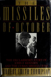 Cover of: The missiles of October