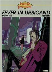 Cover of: Fever in Urbicand (Cities of the Fantastic) | Francois Schuiten