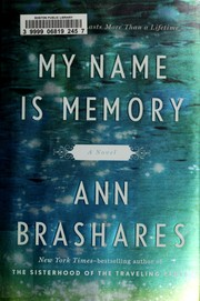 Cover of: My Name Is Memory