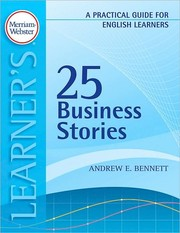 Cover of: 25 business stories by Andrew E. Bennett