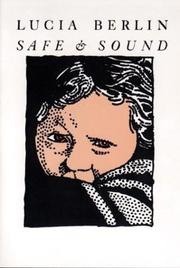 Cover of: Safe and Sound