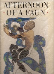 Cover of: Afternoon of a faun by