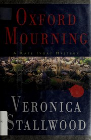 Cover of: Oxford mourning | Veronica Stallwood