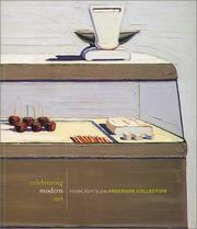 Cover of: Celebrating Modern Art |