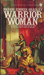 Cover of: Warrior Woman: a Darkover Novel
