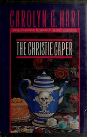 Cover of: The Christie caper