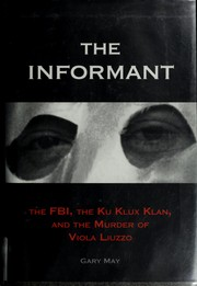 Cover of: The informant