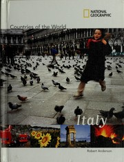 Cover of: Italy | Robert Anderson