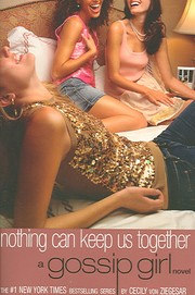 Cover of: Nothing can keep us together by