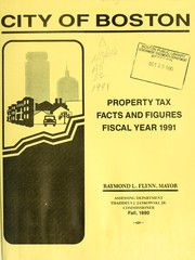 Property tax facts and figures, fiscal year ....