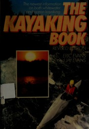 Cover of: The kayaking book