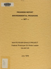 Cover of: 1978 water resources field data