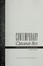 Contemporary Chican@ art