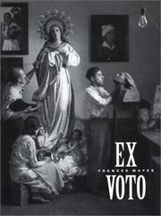 Cover of: Ex voto
