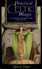 Cover of: Practical Celtic Magic