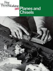 Cover of: Planes and Chisels (Fine Woodworking On)