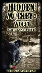 HIDDEN MICKEY 3 Wolf! by Nancy Temple Rodrigue