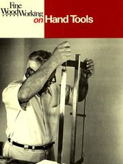 Cover of: Hand Tools (Fine Woodworking On)