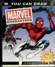 Cover of: Marvel characters | Dan Jurgens