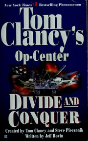 Cover of: Divide and Conquer