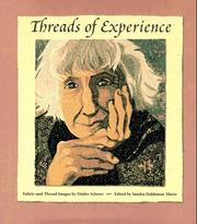Cover of: Threads of Experience |
