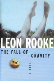 Cover of: The fall of gravity