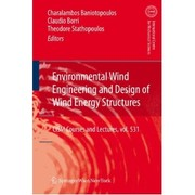 Cover of: Environmental wind engineering and design of wind energy structures