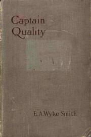 Cover of: Captain Quality