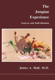 Cover of: Jungian experience | Hall, James A.