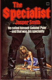 Cover of: The specialist | Jasper Smith