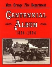 Cover of: West Orange Fire Department: centennial album, 1894-1994