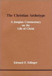Cover of: The Christian archetype