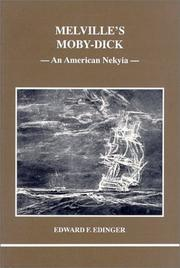 Cover of: Melville's Moby-Dick