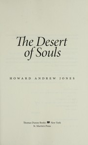 Cover of: The desert of souls