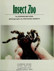 Cover of: Insect zoo