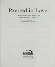 Cover of: Rooted in love