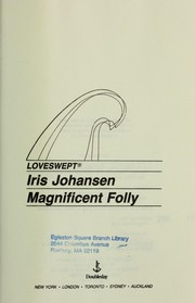 Cover of: Magnificent folly