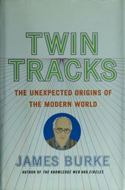 Cover of: Twin tracks | James Burke