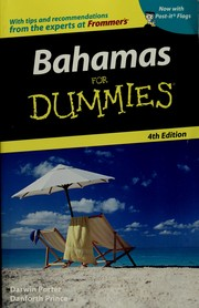 Cover of: Bahamas for dummies