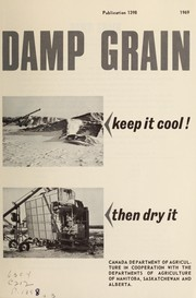 Cover of: Damp grain